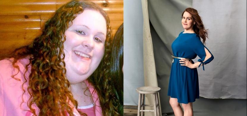 Ke změně života ji dohnal až infarkt: Shodila 133 kilo a stala se z ní neskutečná kráska