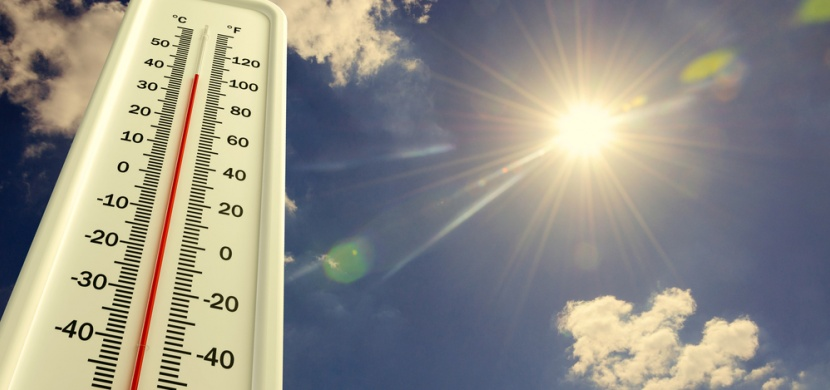 Horko, horko a zase horko. Jak na něj vyzrát?