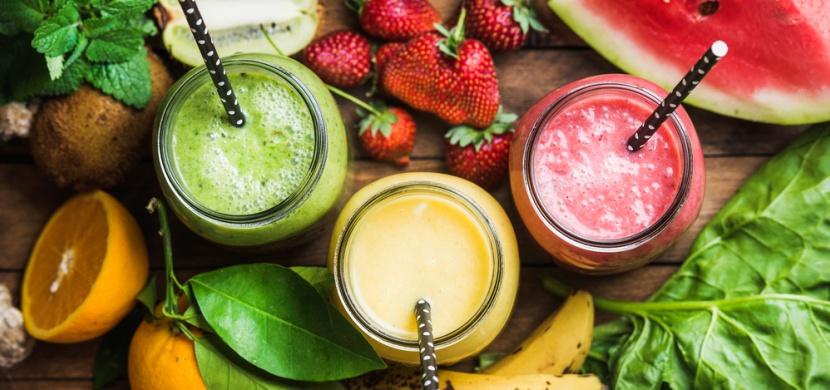 Nápoje, které urychlí váš metabolismus a pořádně vás pročistí