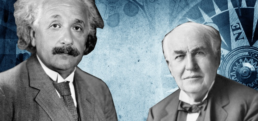 Opravdu Einstein propadl z matematiky? O těchto věcech vám ve škole neřekli