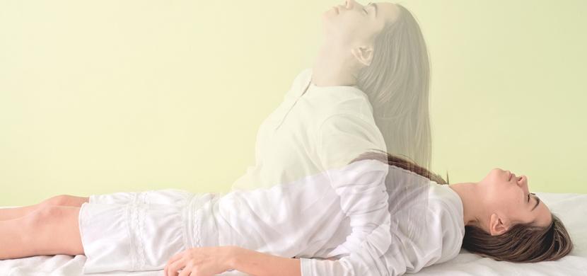 Paralýza i halucinace. Co všechno se vám může stát během spánku?