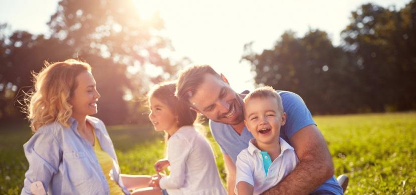 Jak děti oslovují své maminky a tatínky v jiných částech světa? Výrazy jsou stejně roztomilé jako v češtině