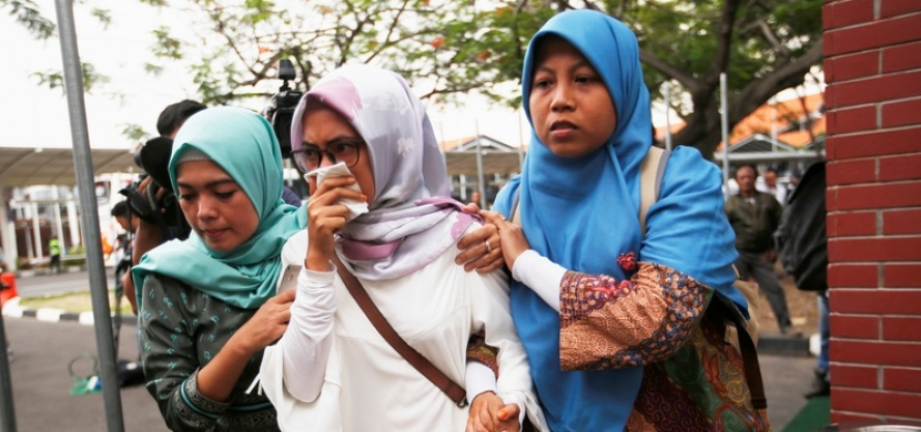 V Indonésii se zřítilo letadlo. Ze 189 lidí pravděpodobně nikdo nepřežil
