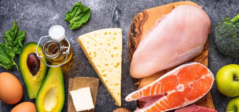 Co jíst při keto dietě: Opravdu vám půjdou kila dolů?