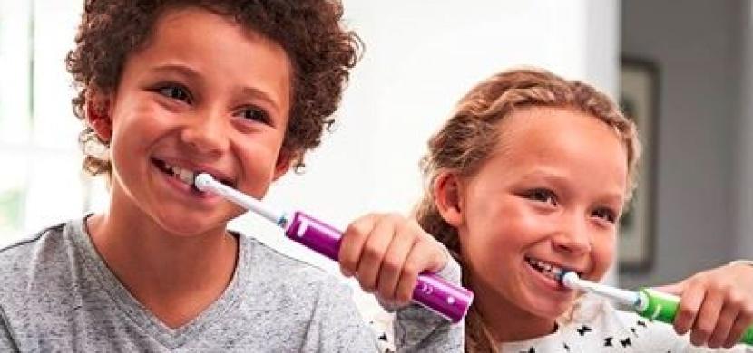 Čtenář píše: Jak dětem osvojit správné návyky čištění zoubků?
