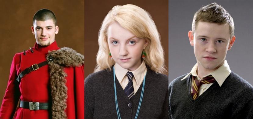 Harry Potter: Jak se změnili dětští představitelé vedlejších rolí?