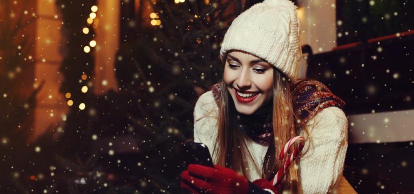 Vánoční přání: Připravili jsme pro vás výběr těch nejlepších vánočních SMS textů