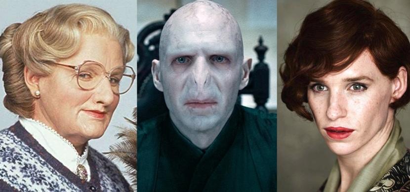 Poznáte je? Herci se díky dokonalému make-upu změnili k nepoznání