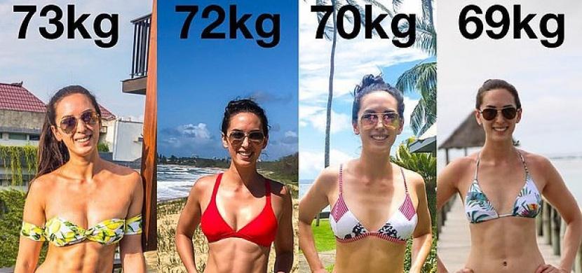 Dala jste se na hubnutí? Nevěřte číslům, která vidíte na váze