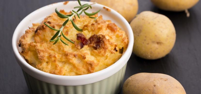 Co se zbylou bramborovou kaší? Připravte si následující recepty!