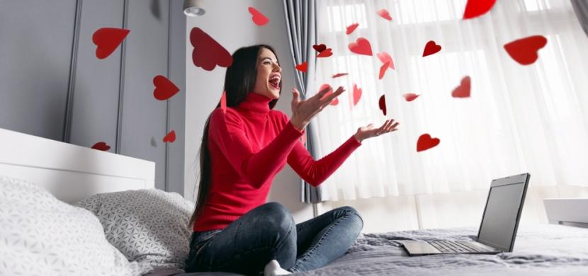Vztah na dálku nebo partner na pracovní cestě: I tak si užijte Valentýna naplno