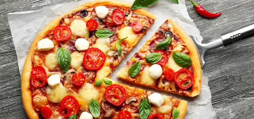 Domácí těsto na pizzu: Po ochutnání nebudete chtít nic jiného