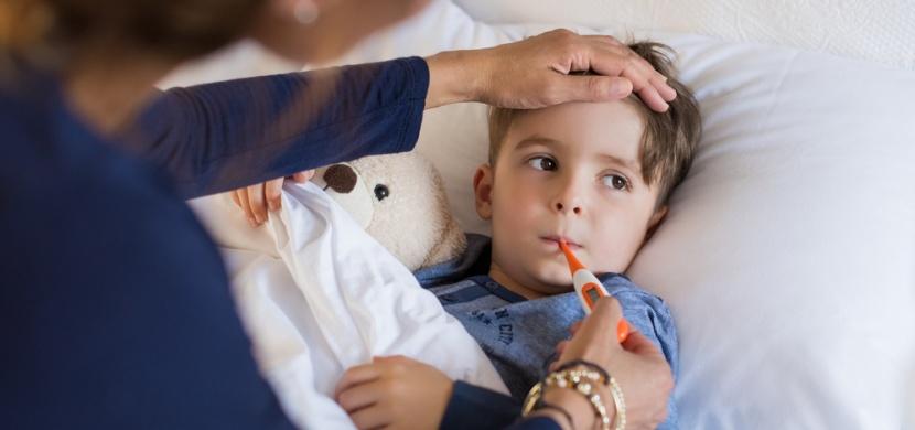 Jak nejlépe bojovat s teplotou u dětí? Osvědčené rady pro rodiče