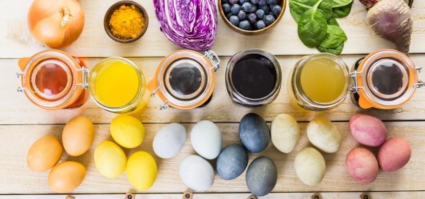 Barvení vajec přírodním způsobem: Užijte si Velikonoce bez chemie