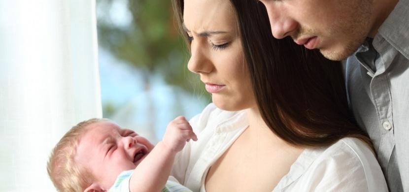 Stará známá pravda: Rodiče se normálně vyspí až po 6 letech od narození potomka
