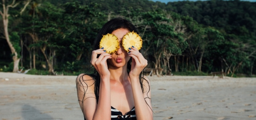 Odteď bude ananas vaším nejlepším přítelem: Pomůže vám v boji proti celulitidě