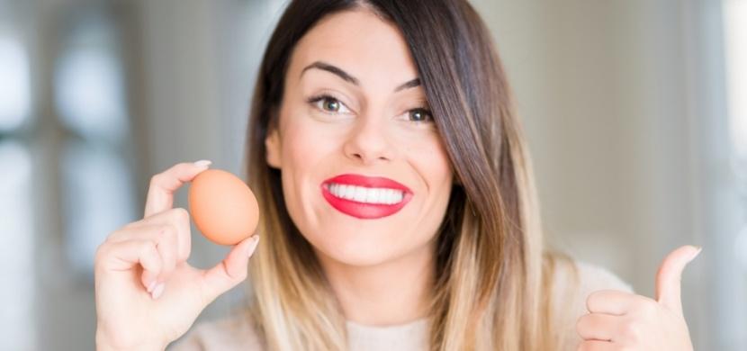 Vyzkoušejte pleťovou masku z vaječných skořápek: Vyživuje pleť a zpomaluje tvorbu vrásek