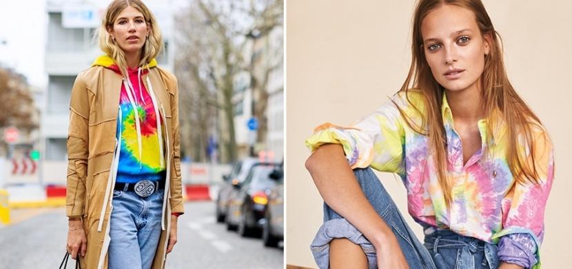 Batika slaví velký návrat: Jak ji nosit, abyste nevypadala jako puberťačka z devadesátek?