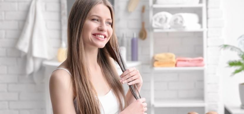 Kokosový olej na vlasy: Používejte jej před každým mytím a budete mít dlouhou, lesklou a zdravou hřívu