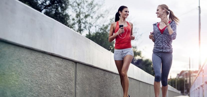 Bezpečnost žen při kondičním běhu
