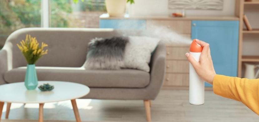 Kupované osvěžovače vzduchu jsou nadupané chemií. Vašemu zdraví škodí stejně jako cigarety