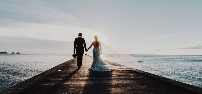 Vše, co se vyplatí vědět o svatbě v zahraničí