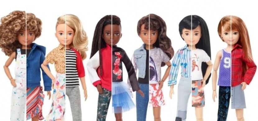 Ani Barbie, ani Ken: Slavná panenka je odteď genderově neutrální