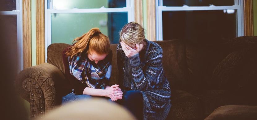 Jak pomoci někomu, kdo je týraný?