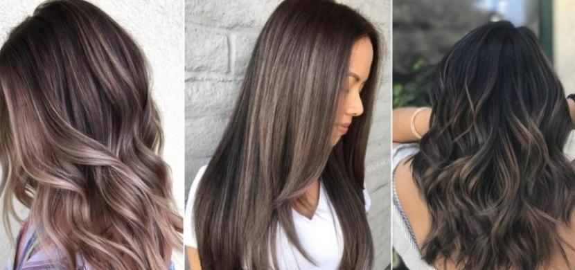 Vlasovým trendům podzimu 2019 vévodí odrosty, houbový odstín a delší mikádo
