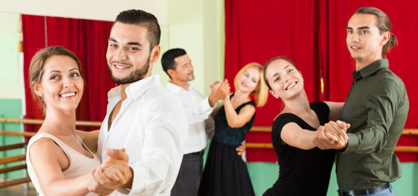 Fenomén tanečních na vzestupu