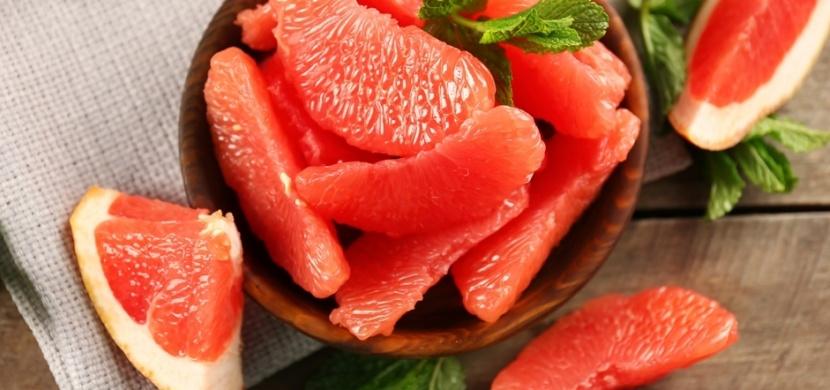 Jeden grapefruit denně s vámi udělá divy: Zlepšíte si imunitu a zhubnete