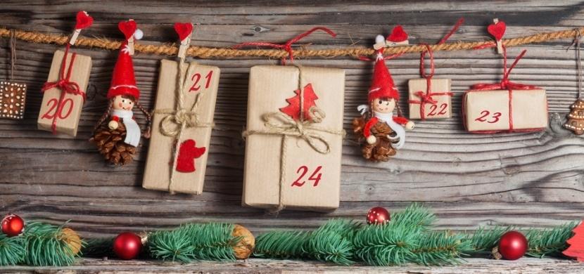 Čím naplnit adventní kalendář? Děti, ženy i muže překvapte milými drobnostmi