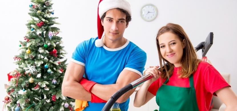 Vánoční úklid: Jak ho zvládnout s přehledem a bez stresu