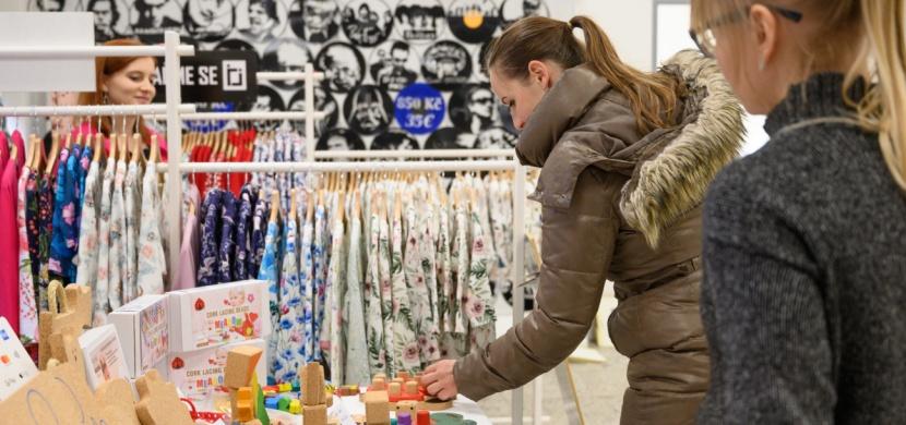 Nejoriginálnější dárky seženete na předvánočních MINT Marketech v Brně a v Praze