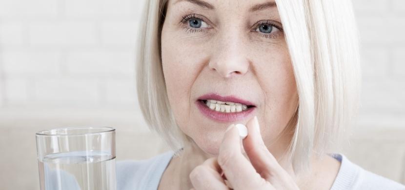 Klimakterium: Hormonální léčba může občas uškodit