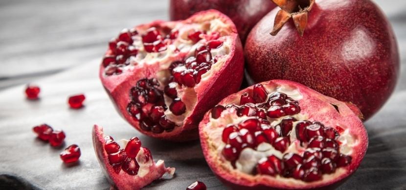 Potraviny, které posilují plíce: Jezte meruňky, brokolici nebo granátová jablka