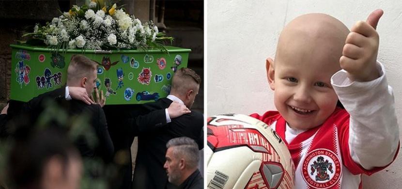 Poslední slova malého chlapce, který umíral na zákeřnou nemoc. Jen pro silné povahy