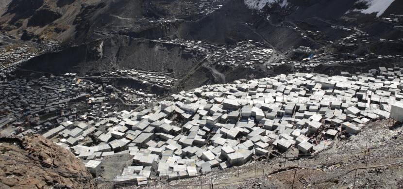 Extrémní místa, na kterých lidé žijí: Na tom nejchladnějším teplota nikdy nestoupne nad bod mrazu