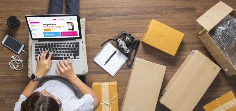 Penguin box neboli bezkontaktní vyzvedávání zásilek: V tomto venkovním boxu si bezpečně vyzvednete i balíčky z e-shopu Genesis