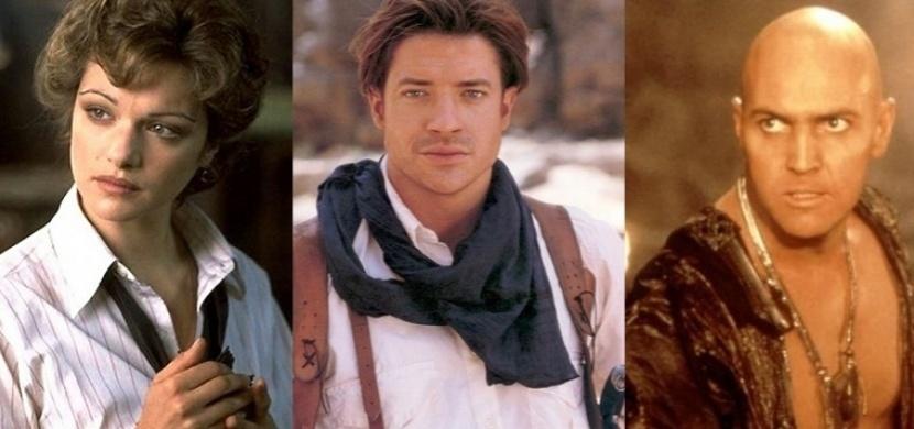 Jak se změnili herci z filmu Mumie?