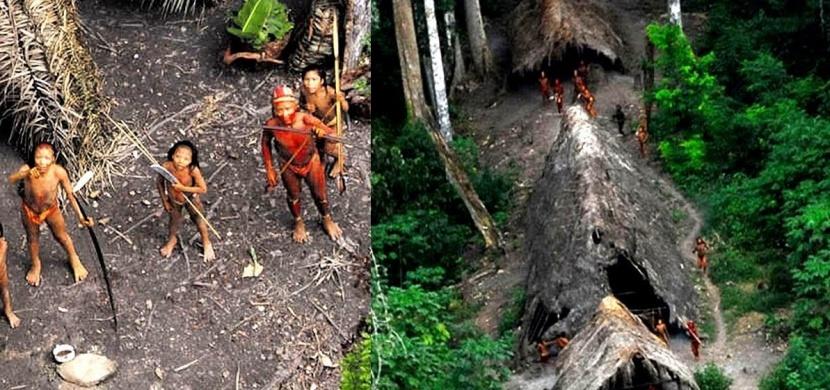 Místo na světě bez koronaviru: Tento domorodý kmen je už 60 000 let odloučen od civilizace