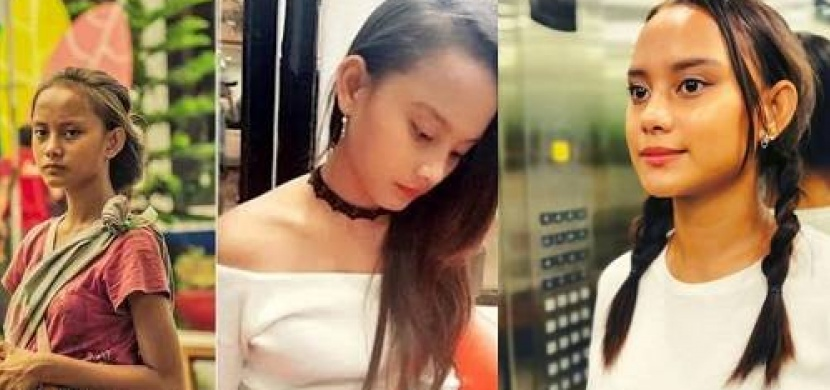 Život filipínské dívky Rity Gavioly se změnil díky jedné fotografii. V roce 2016 žebrala na ulici, nyní je celebritou