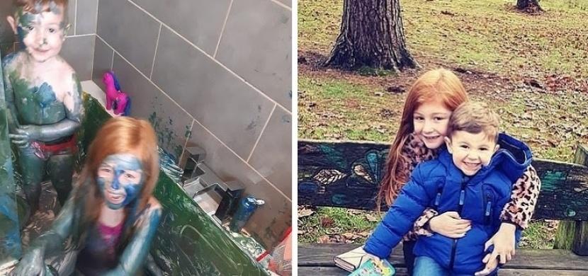 Školní asistentka se snažila během online výuky zabavit vlastní děti. Výsledek dopadl katastrofálně