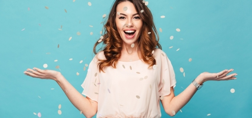 Ženám stačí ke štěstí zdánlivě nepodstatné maličkosti. A to nejen úbytek váhy či slevová akce