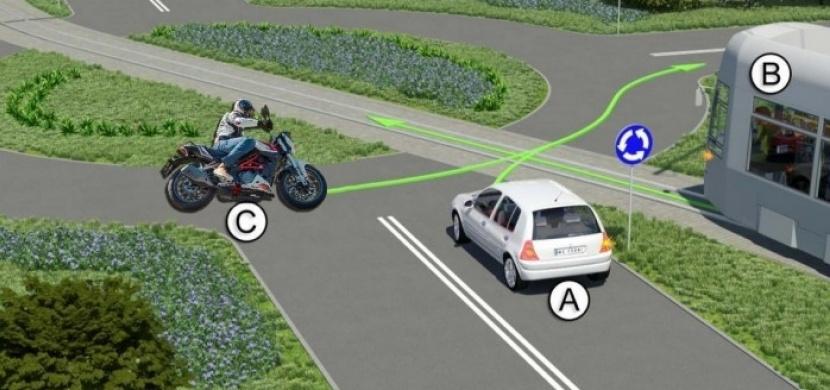 Jste dobrý řidič? Vyřešení této dopravní situace vám odhalí pravdu