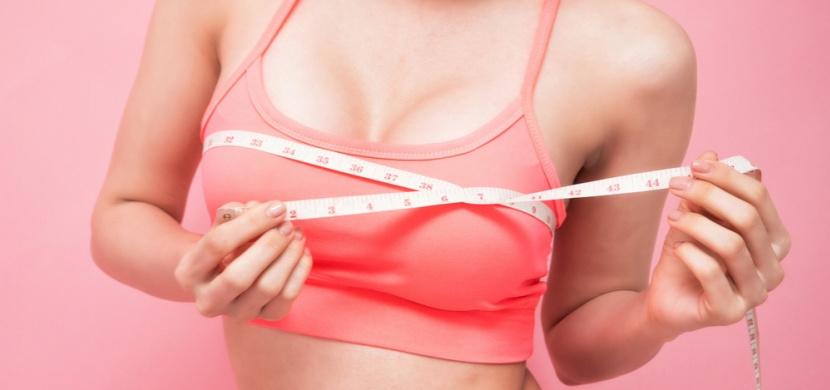 Krásná a pevná prsa: Žádná operace, pouze osvědčená a zaručená metoda