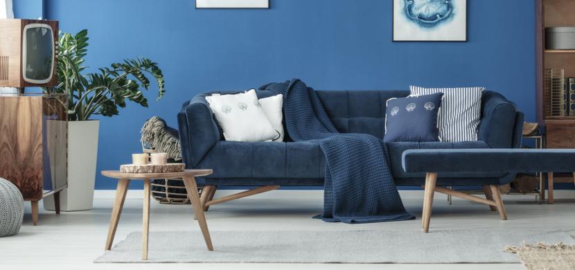 Která barva interiéru se hodí k vašemu hvězdnému znamení: Rybám svědčí domov v modré, Panny si zamilují krémovou
