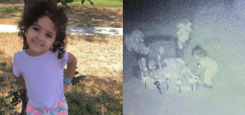 Maminka Saundra Gonzales věří, že na hřbitově viděla ducha své tragicky zemřelé dcery. Bere to jako znamení