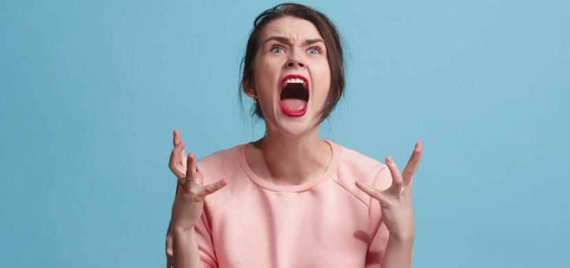 Existují čtyři typy hněvu a zuřivosti. Psychologové radí, jak se každého z nich zbavit