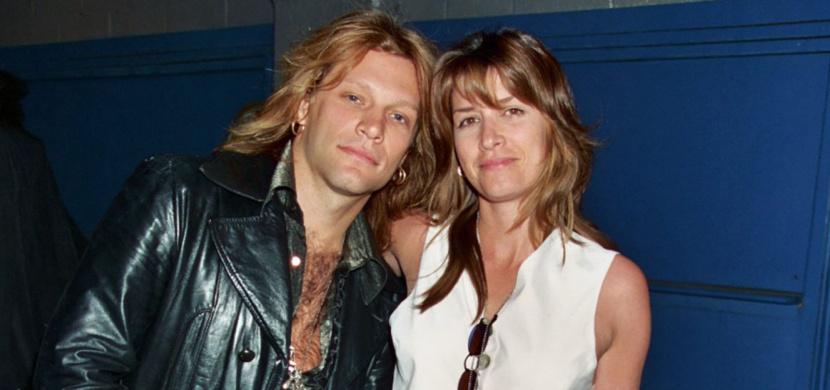 Jsou spolu krásných 40 let. Jon Bon Jovi prozradil návod na šťastné manželství